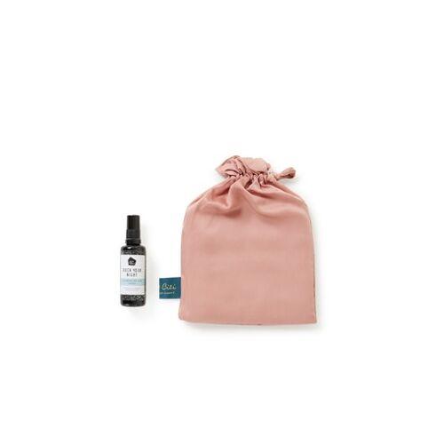 Coco & Cici Beauty kussensloop en slaap spray cadeauset - Roze