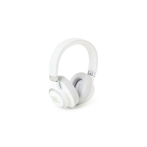 JBL Live 660NC draadloze koptelefoon - Wit