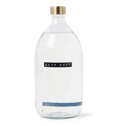 Wellmark Bath Soap - Frisse Linnen bad- & douchegel - Transparant