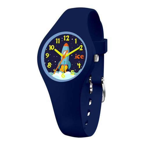 Ice-Watch Fantasia XS horloge IW018426 - Donkerblauw