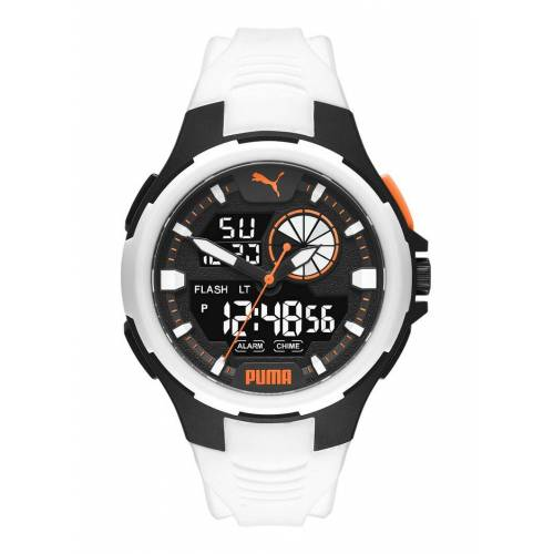 Puma Bold Analog-Digital horloge P5061 - Zwart