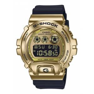 G-Shock Classic horloge GM-6900G-9ER - Zwart