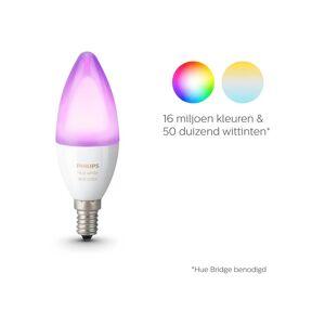 Philips Hue Led kaarslamp lichtbron E14