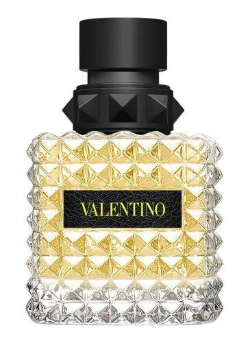 Valentino Born in Roma Donna Yel...