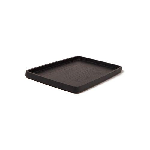 Serax Dienblad van essenhout 45 x 27 cm - Zwart