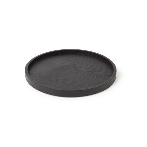 Serax Dienblad van essenhout 35 cm - Zwart