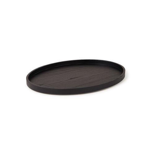 Serax Dienblad van essenhout 43,6 x 31,6 cm - Zwart