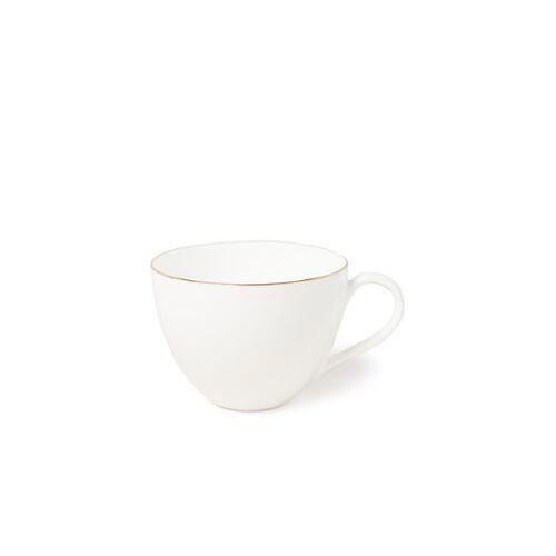 Villeroy & Boch Anmut Gold koffiekopje 20 cl - Wit