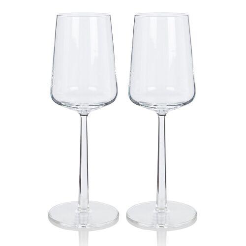 iittala Witte wijnglas 33 cl set van 2