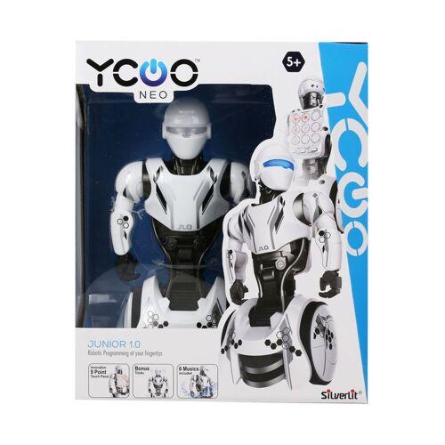 SilverLit Junior 1.0 speelgoedrobot - Wit
