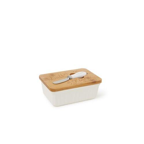 Rivièra Maison Finest Quality botervloot - Wit