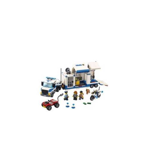 Lego Mobiele commandocentrale - 60139 -