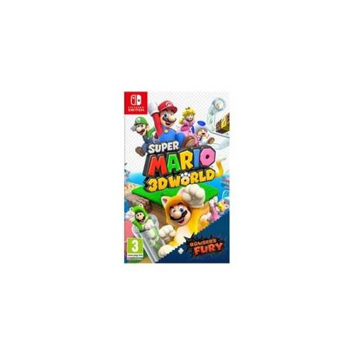 Nintendo Super Mario 3D World + Bowser's Fury game - Nintendo Switch -