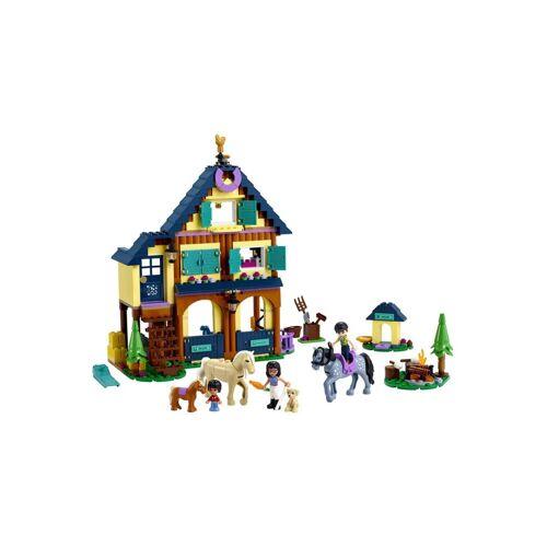 Lego Paardrijdbasis in het bos Set - 41683 - Bruin