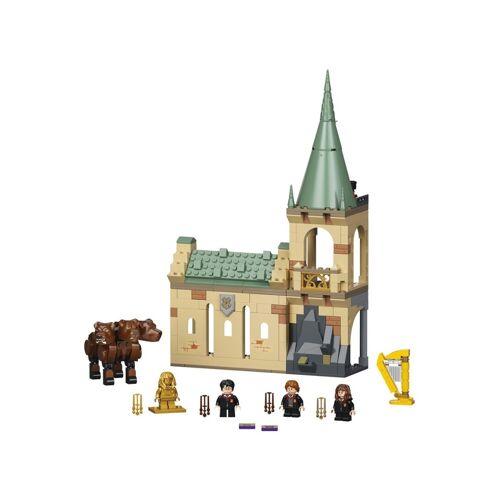 Lego Harry Potter Zweinstein: Pluizige ontmoeting - 76387 - Bruin