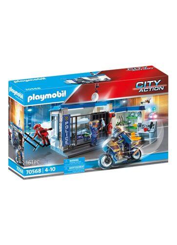 Playmobil 70568 Politie: ontsnap...