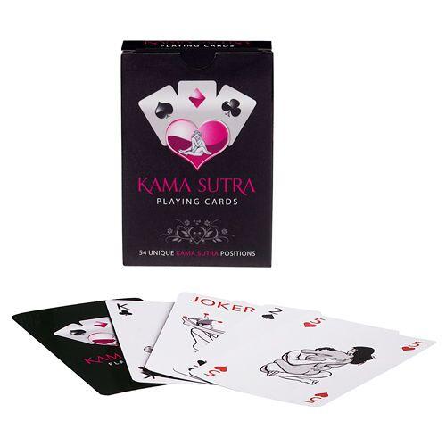 Tease&Please Kama Sutra Speelkaarten