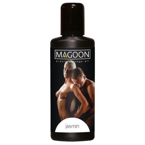 Magoon Erotische Massage Olie - Jasmin 200 ml