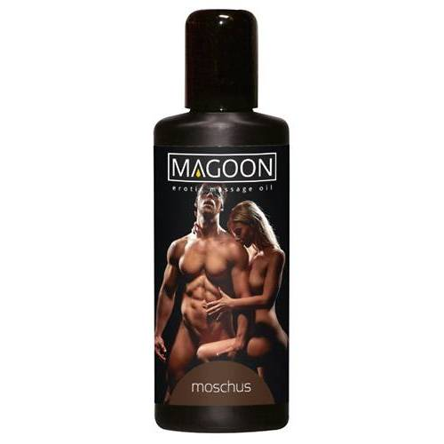 Magoon Erotische Massage Olie - Muskus