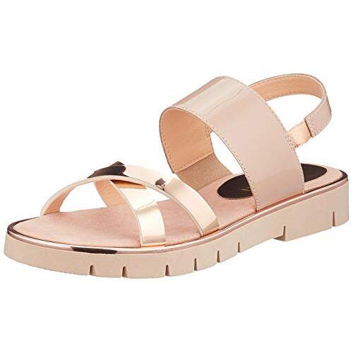 NOLES_C_SP_PA Unisa  Peeptoe sandalen voor dames, roze (ballet ballet ballet ballet), 36 EU