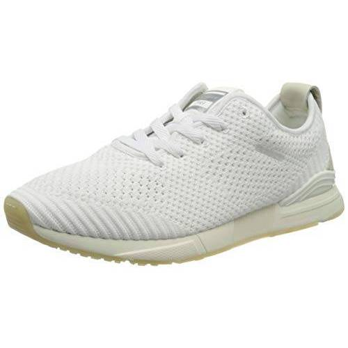 22637624 GANT Brentoon Running Low Sneakers voor heren, wit, 41 EU