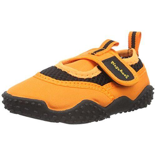 174796.0_Orange 39 Playshoes 174796, Waterschoenen. Unisex-Kind 28 EU
