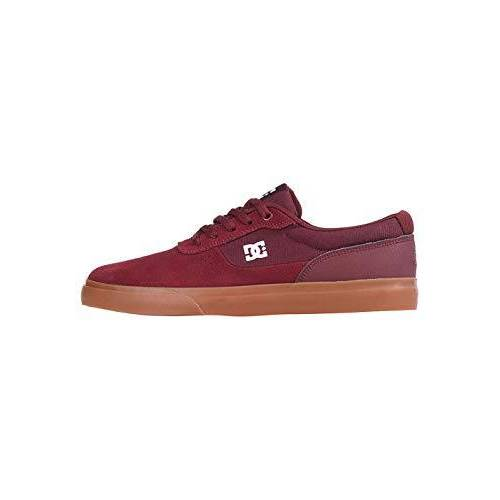 ADYS300431 DC Shoes Heren Switch Skateboardschoenen, Blauwe Bourgondië Bur, 38.5 EU