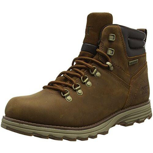 P720692_MENS BROWN SUGAR Cat Footwear Heren Sire Wp laarzen, bruine suiker, 8 UK 42 EU