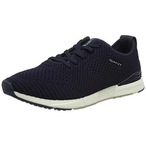 20638474 GANT Brentoon Sneakers voor heren, blauw marine G69, 40 EU