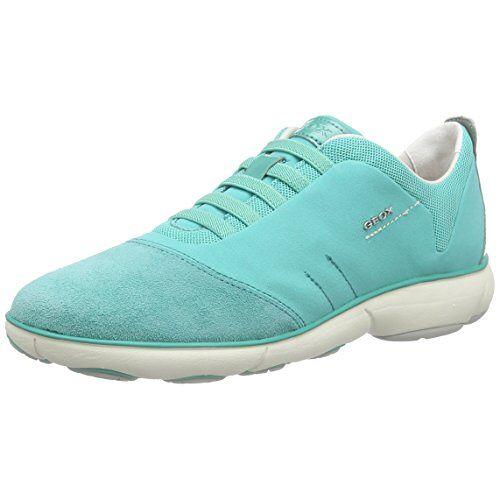 D621EC01122C3003 Geox D621EC01122, Lage Top Sneakers voor dames
