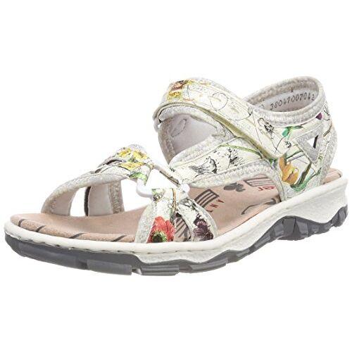 68879_90 Rieker 68879, dichte sandalen dames 36 EU