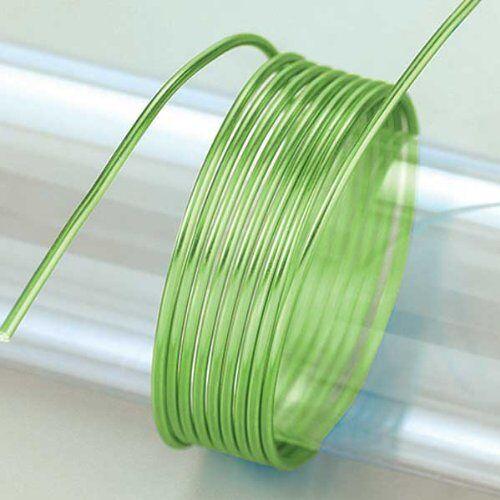 efco Aluminiumdraad, Ø 2 mm, 5 m/~ 42 g, lichtgroen