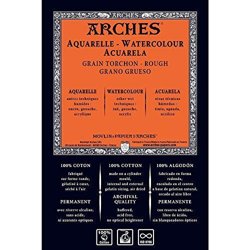 ARCHES aquarelpapier op rol
