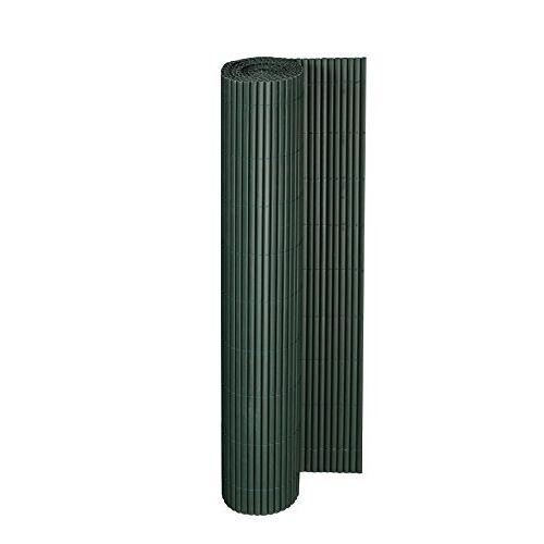 Floraworld 011198 Comfort, zichtwering/balkonbekleding, donkergroen, 300 x 1 x 90 cm