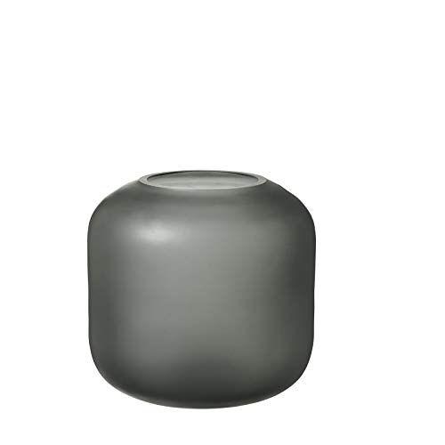 Blomus vaas, grijs, H, Ø 17 cm