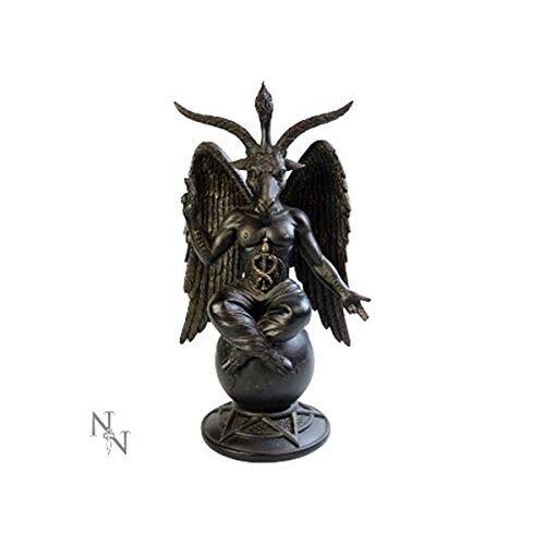 Nemesis Now Nemesis Nu B1063C4 Baphomet Oudheid Beeldje 25 cm Brons