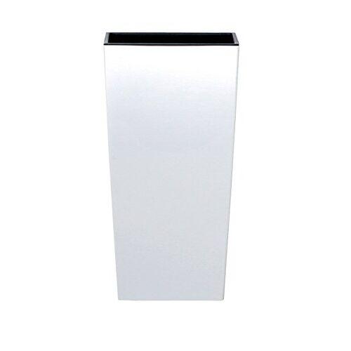Prosperplast bloempot 40x40x75 wit