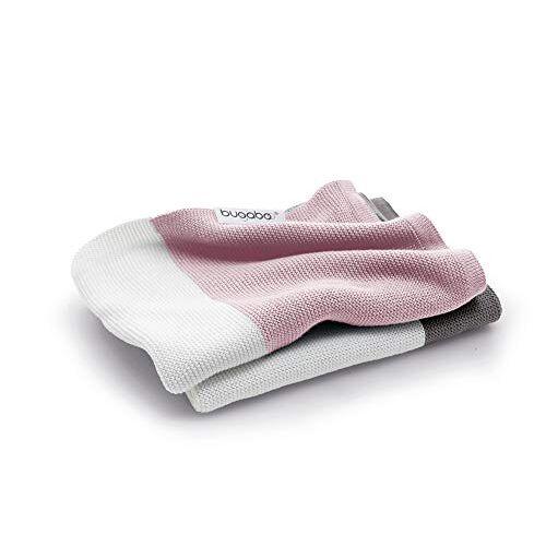 Bugaboo Katoenen deken pastelroze