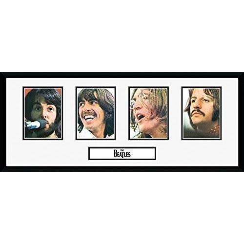 GB eye Ltd GB eye ingelijste foto, The Beatles Storyboard, 76 x 30,5 cm