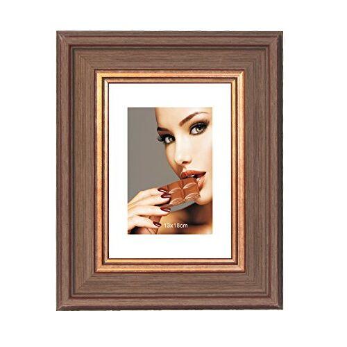 Arte Fotolijsten 'Alba' (15 x 20 cm, antraciet)