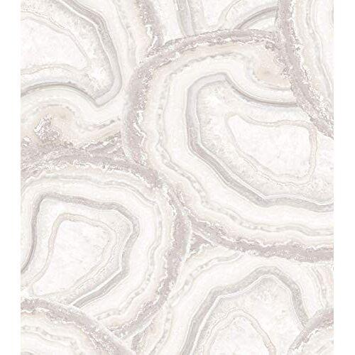 Arthouse Wallpaper, Papier, Wit, Volledige Roll