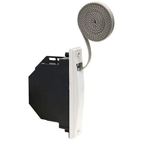WOLFPACK 5250010 Mini, riemschijfsysteem, 6 m met katrol 14 mm