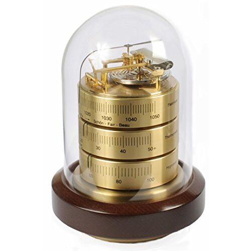 Barigo weerstation barometer/thermometer/hygrometer, meerkleurig