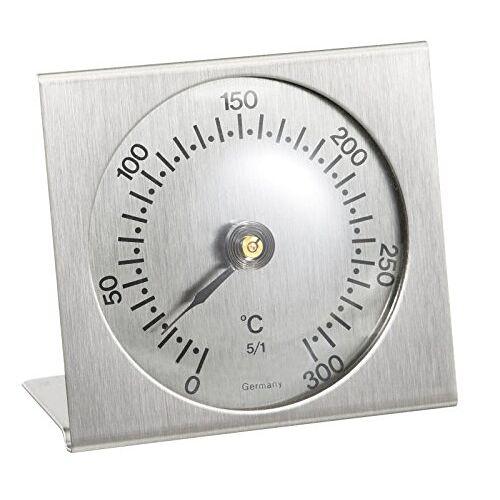 TFA Dostmann Analoge oventhermometer, van metaal, hittebestendig