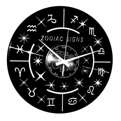 Instant Karma Clocks wandklok, van vinyl, cadeau-idee voor geboorte of als cadeau