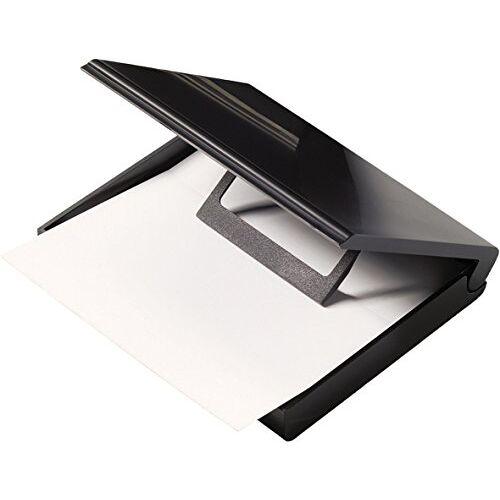 """Helit H6305895 notitieboekje """"the note box"""" DIN A7, zwart"""