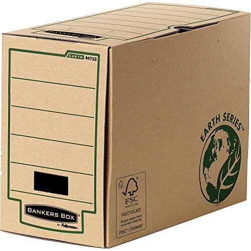 BANKERS BOX 4473302 archiefdoos A4+ 200 mm, 20 stuks