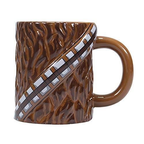 Half Moon Bay Star Wars Textured Chewbacca Mok