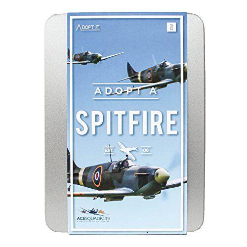 Gift Republic GR100052 Adopteer een Spitfire, 1 x 16 x 22,5 cm