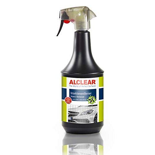ALCLEAR 721IX Insectenverwijderaar voor de auto, extra roestverwijderaar, voorreiniger voor autolak, chroom en kunststof onderdelen, 1000 ml